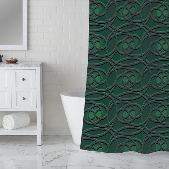 Celtic Emerald Hand Towel