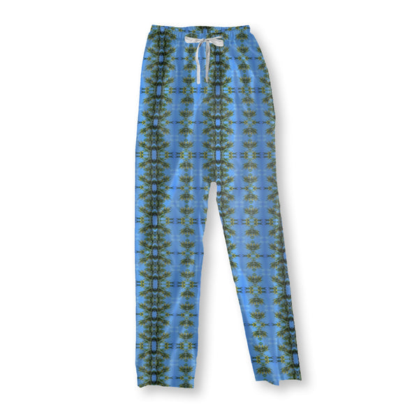 In The Blue Pinewood Pajama Pants