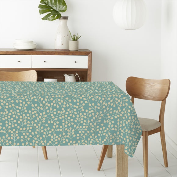 Cool Branches Rectangle Tablecloths
