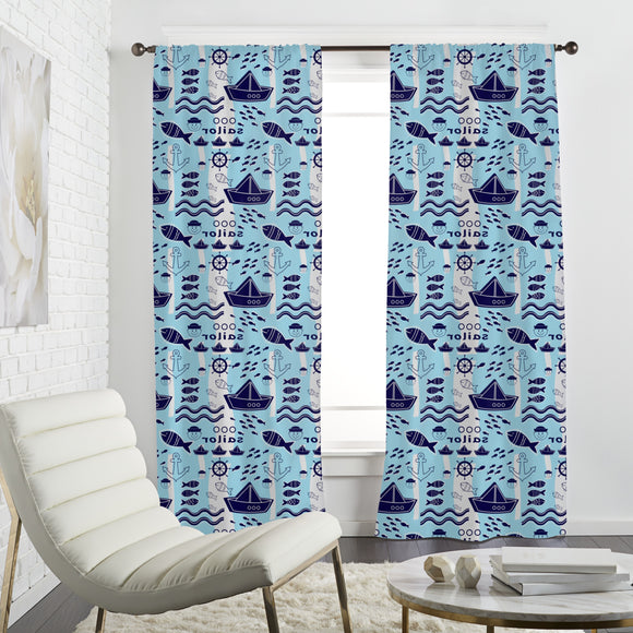 Little Sailor Curtains