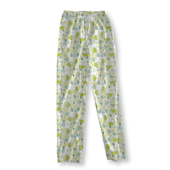 Yellow Dance Pajama Pants