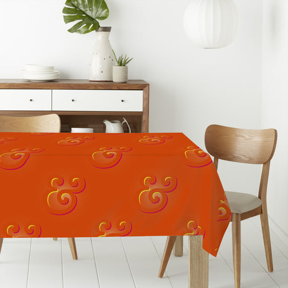 Ampersand Rectangle Tablecloths