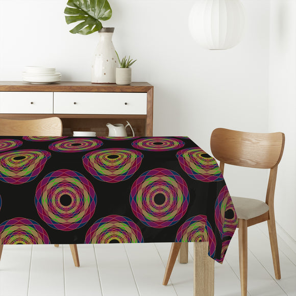 Facetta Rectangle Tablecloths