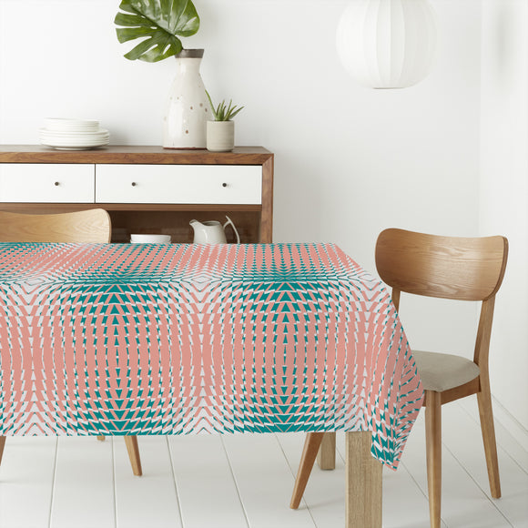 Kaleidoscope Four Rectangle Tablecloths