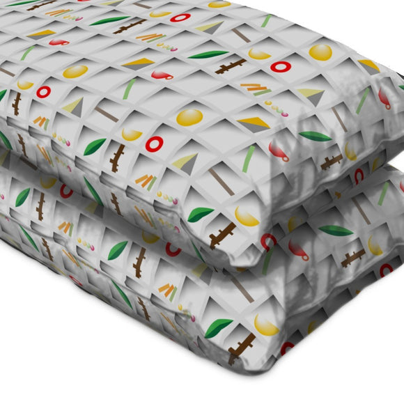 Lettercase Pillow Case