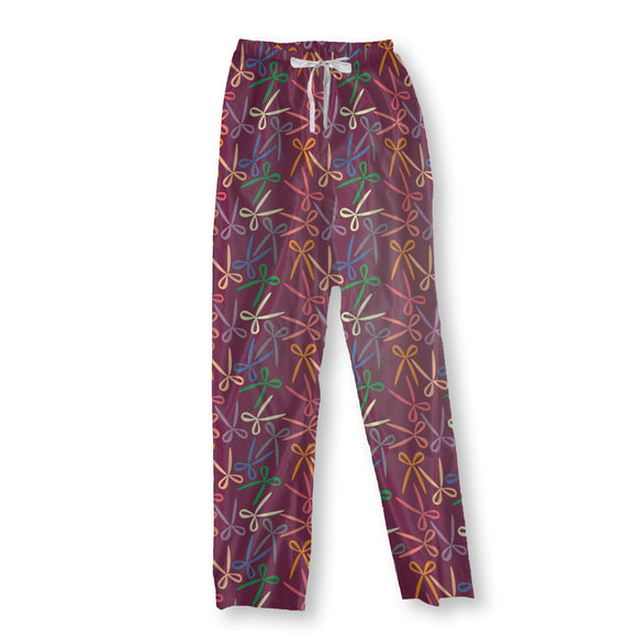 Sharp And Colorful Pajama Pants