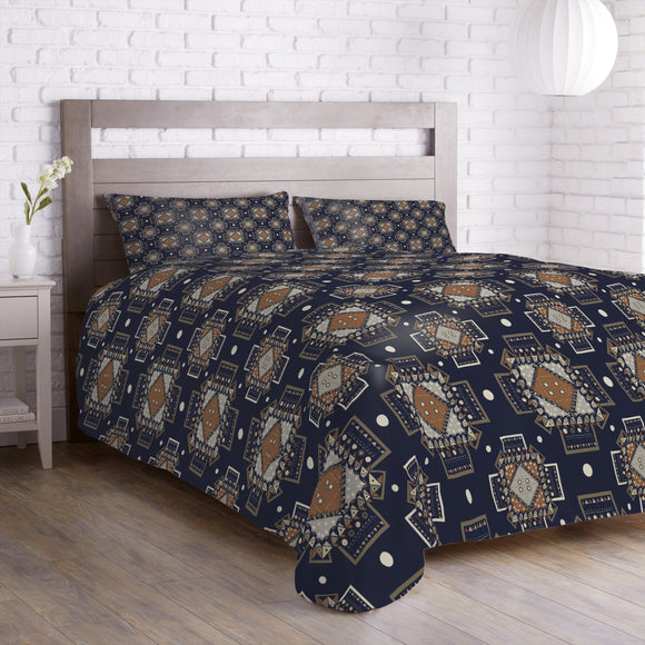 Under The African Moon Duvet