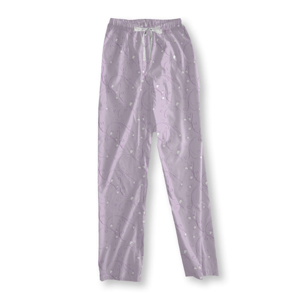 Bell Flowers In Flux Pajama Pants