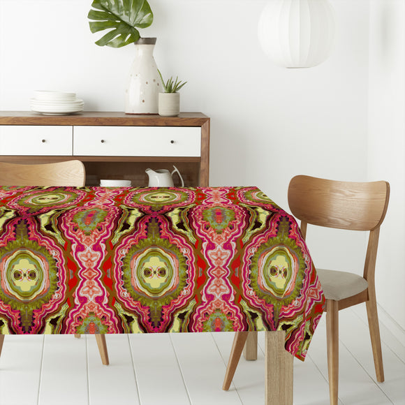 India Express Rectangle Tablecloths