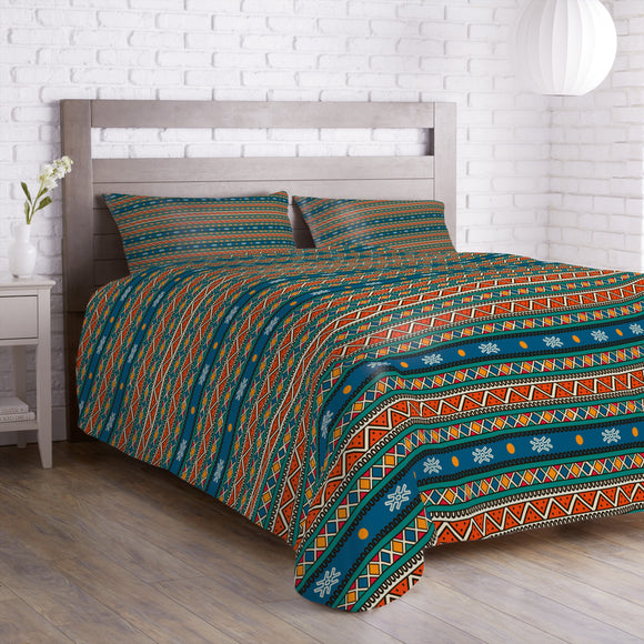 Tribal Stripes Duvet