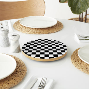 Checkmated Lazy Susan