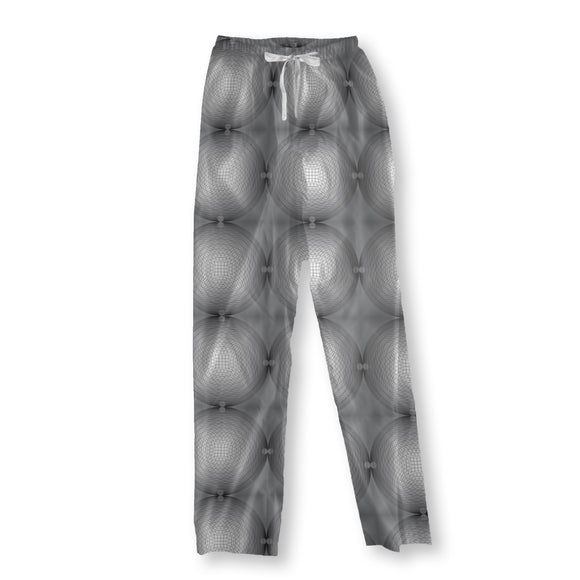 Hypnotic Circle Shine Pajama Pants