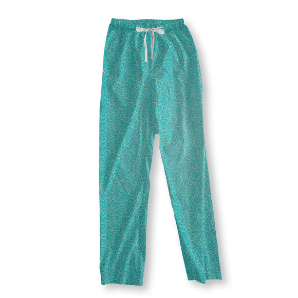 Aqua Love Pajama Pants