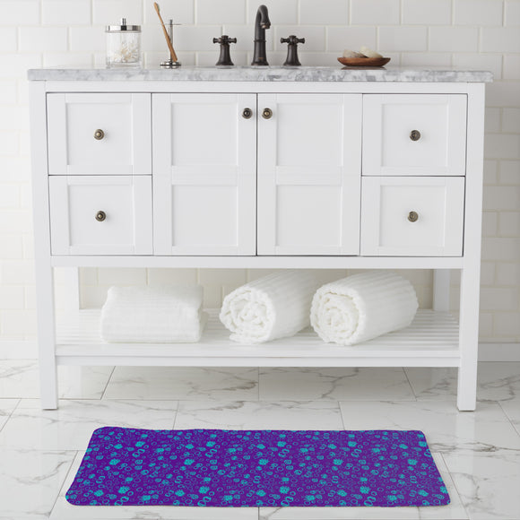 Out Of Sight Bathroom Rug