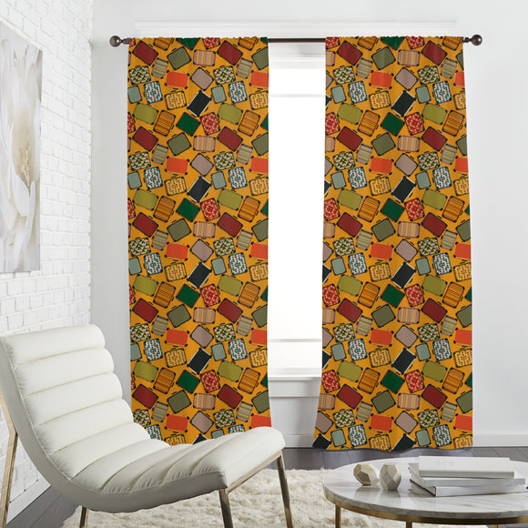 Luggage Curtains