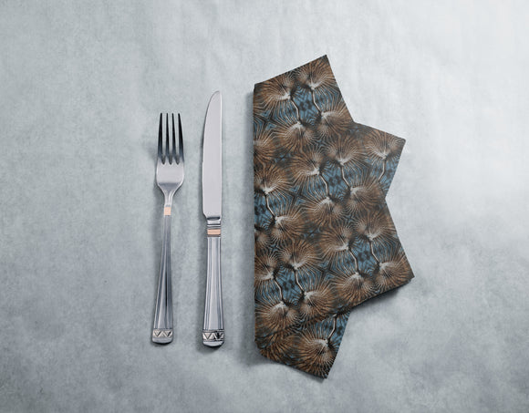 Abstract Bond Napkins