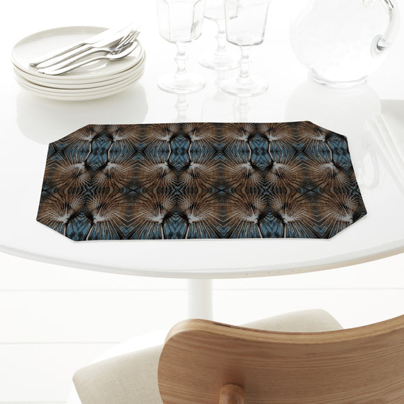 Abstract Bond Placemats