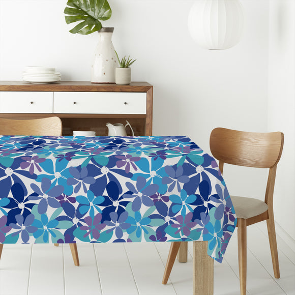 Explosion Floral Rectangle Tablecloths