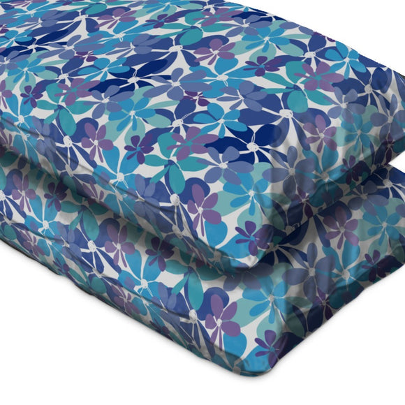 Explosion Floral Pillow Case