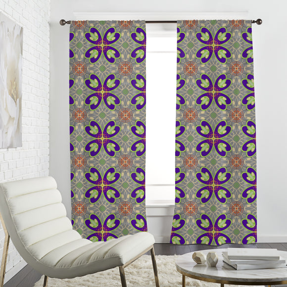 Flora Fantastico Curtains