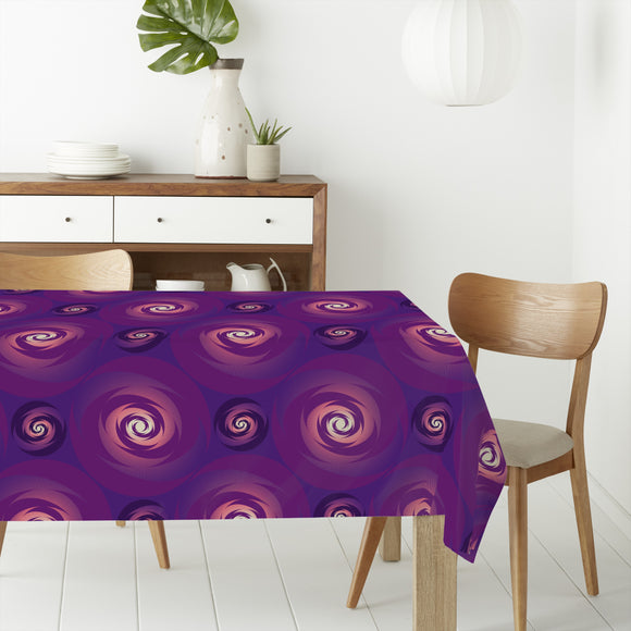 Hurricane Universe Rectangle Tablecloths