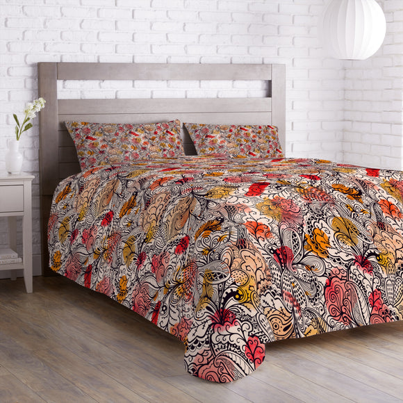 The Conquest Of Paradise Duvet