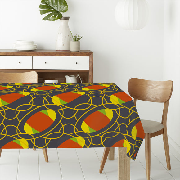 Asia Bowl Rectangle Tablecloths
