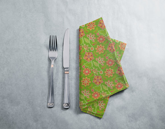 Floral Magic Napkins