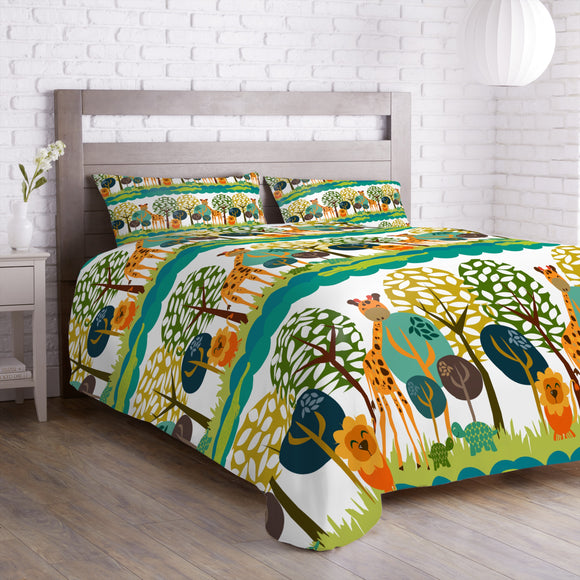 African Safari Club Duvet