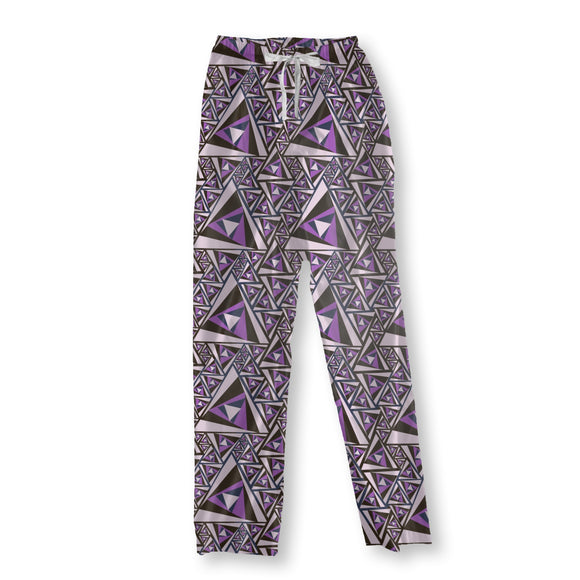 Triangle Rotation Pajama Pants