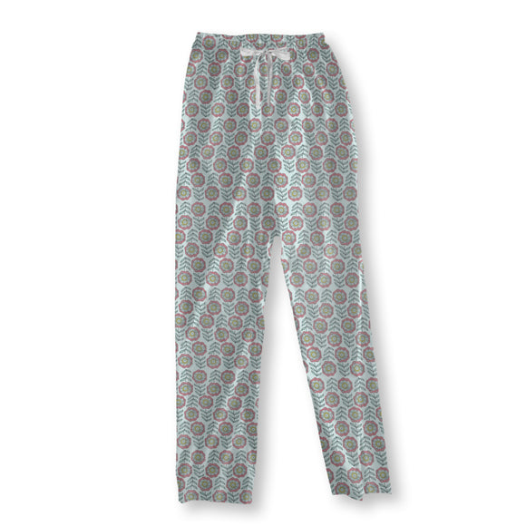 Softness In The Flower Bed Pajama Pants
