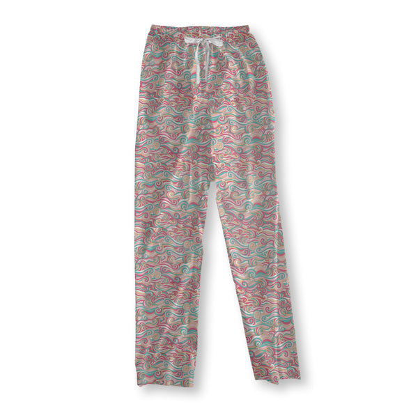 Sugar Sweet Curls Pajama Pants