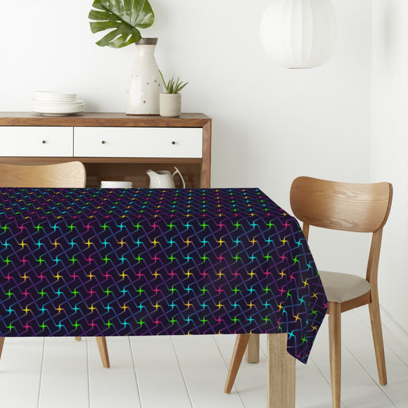 Neon Junction Rectangle Tablecloths