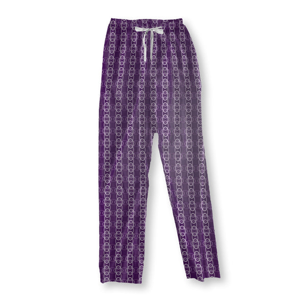 Chain Crossing Pajama Pants
