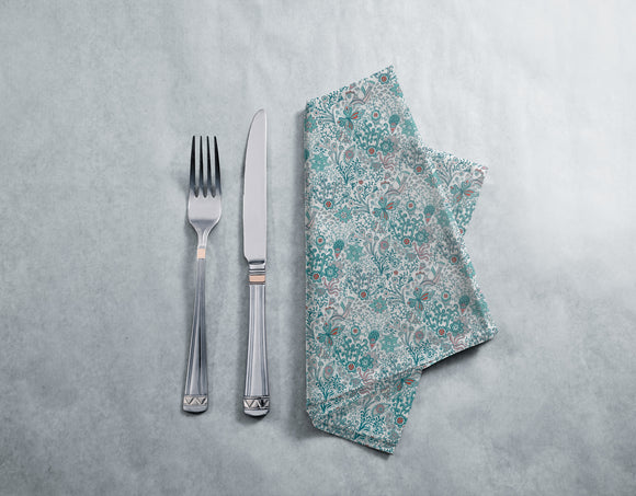 Above And Below Water Napkins
