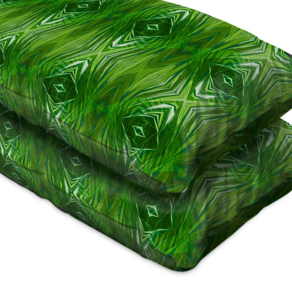 Crystal Jungle Pillow Case