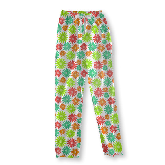 Delighted Marguerites Pajama Pants