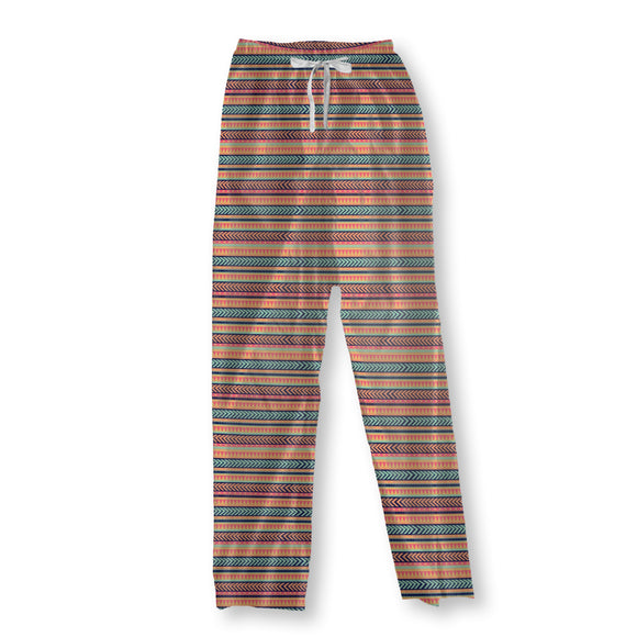 Tribal Mix Pajama Pants