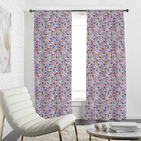 Crystal Vibe Curtains