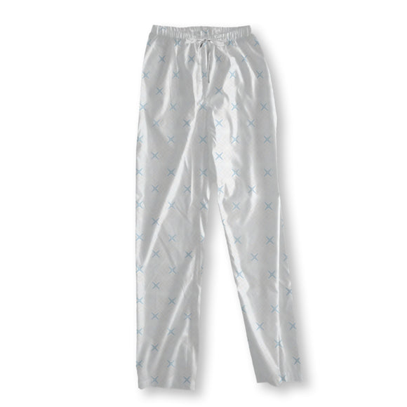 Cross Coordinates Pajama Pants