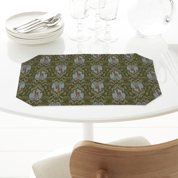 As The Birds Sang For The Fawn Placemats