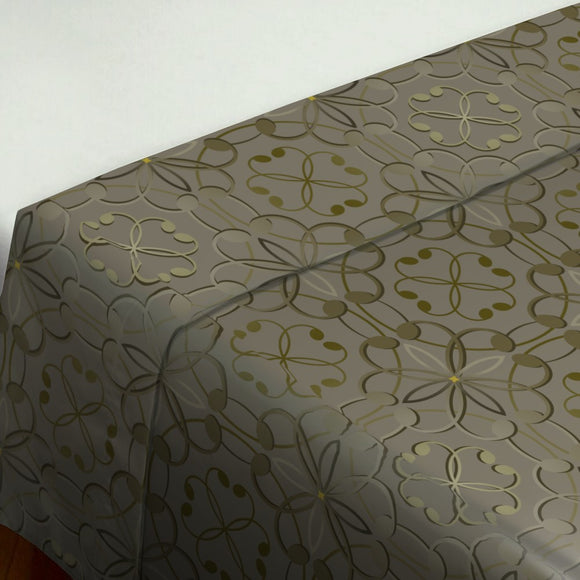 Embossed Flowers Flat Sheets