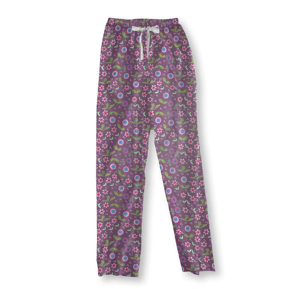 Land Of Floralia Pajama Pants