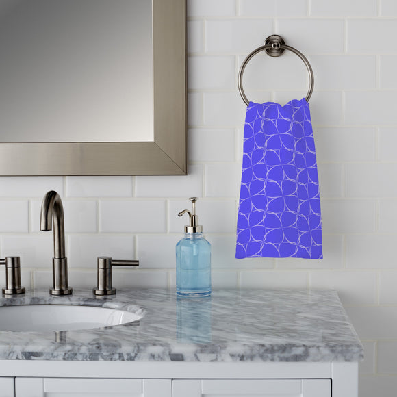 Floral Connection Hand Towel