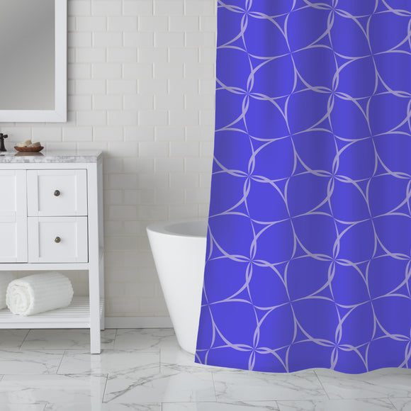 Floral Connection Shower Curtain