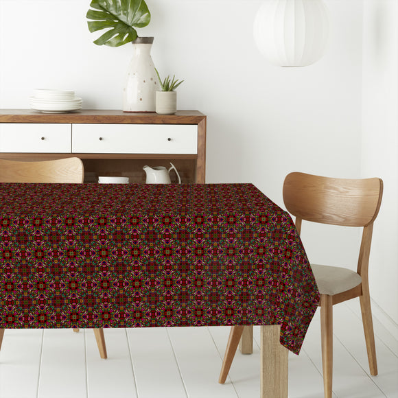 The Fantasy Of The Geometry Rectangle Tablecloths