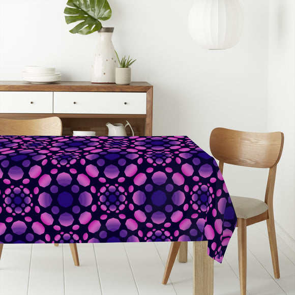 Galactic Insights Rectangle Tablecloths