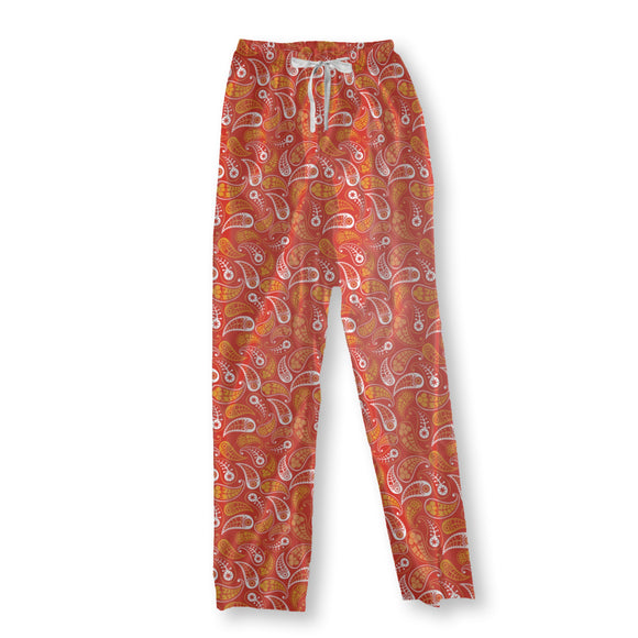 The Comeback Of The Summer Paisleys Pajama Pants