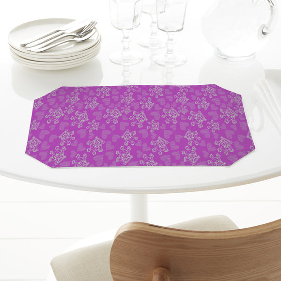 Owl You Need Is Love Love Love Placemats