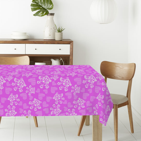 Owl You Need Is Love Love Love Rectangle Tablecloths
